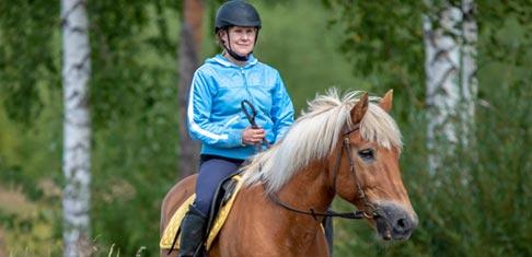 Horseback Rymar Ranch